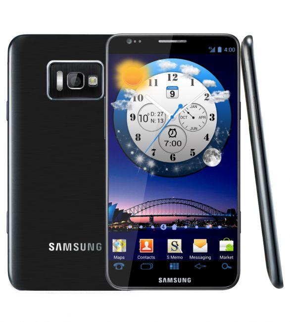 the next galaxy Samsung Galaxy S3-I9500..