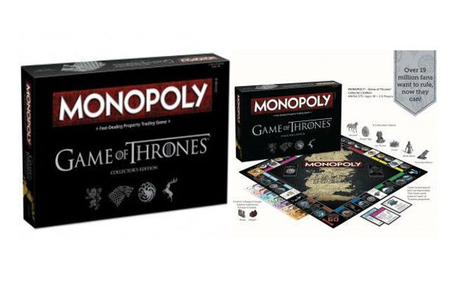 Après avoir lancé des boites de jeu avec des vrais billets à l'intérieur pour ses 80 ans, Monopoly annonce son partenariat avec la chaine américaine HBO pour une édition spéciale Game of Thrones bien sûr. Dans cette version, pas de petites maisons vertes et d'hôtels rouges mais des villages et des domaines. Les rues et…