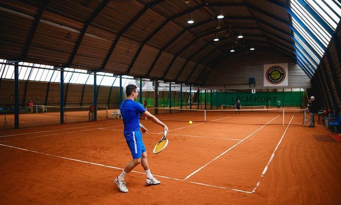 Lech Kort Sport Klub Bemowo Warszawa Nauka Gry W Tenisa