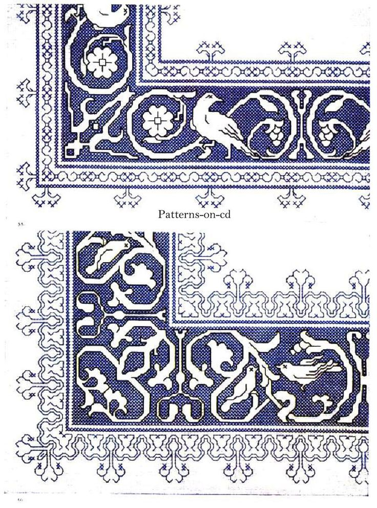 Asís Vintage bordado a mano Designs Patterns italiano de punto de cruz en CD | eBay