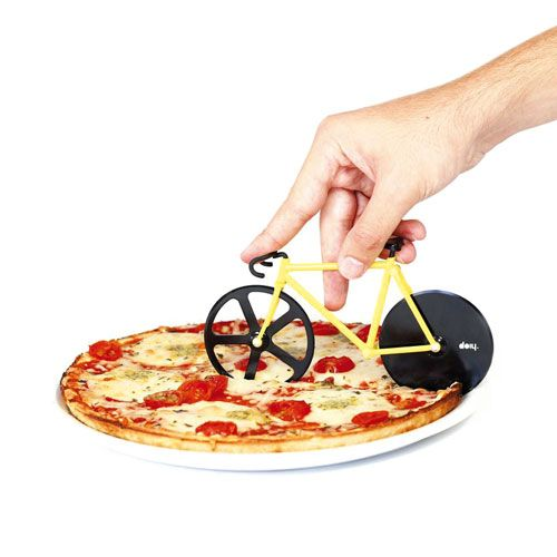 【doiy】Fixie Pizza Cutter フィクシー ピザ カッター イメージ3
