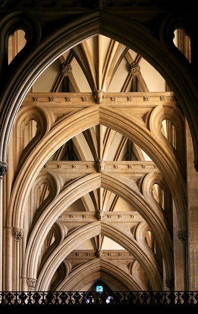 Bristol Cathedral.England