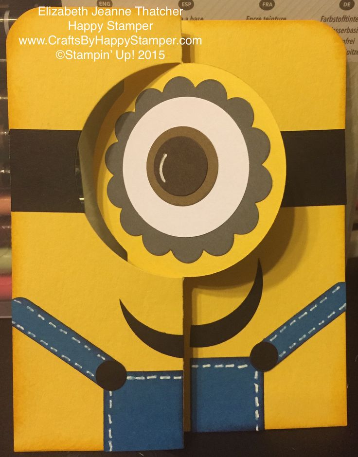 165 best minion cards images – Video Birthday Cards for Kids