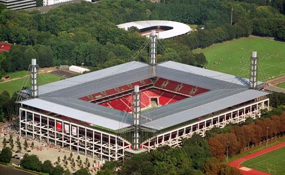 RheinEnergieStadion (49'968)Keulen- Frankfurt
