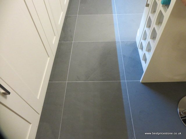 Brazilian Grey Green Slate Floor tiles - 600x600x10mm