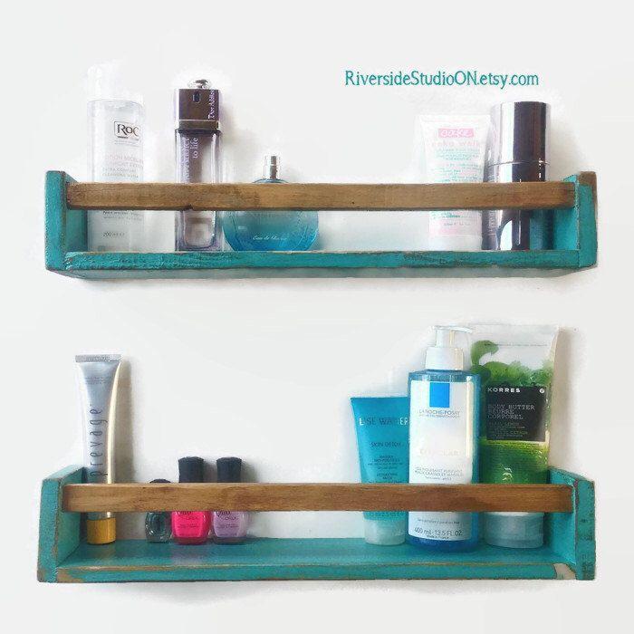 Diy Floating Shelves For Bathroom: Best 10+ Wooden Bathroom Shelves Ideas On Pinterest