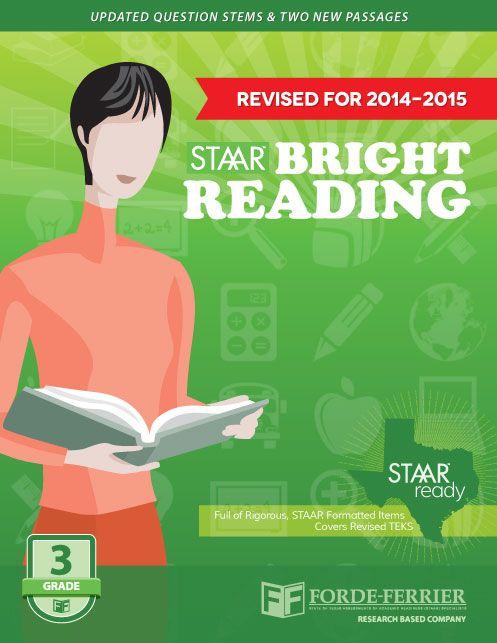 20 best staar resources images on pinterest standardized test texas staar bright reading workbook grade 3 fandeluxe Images