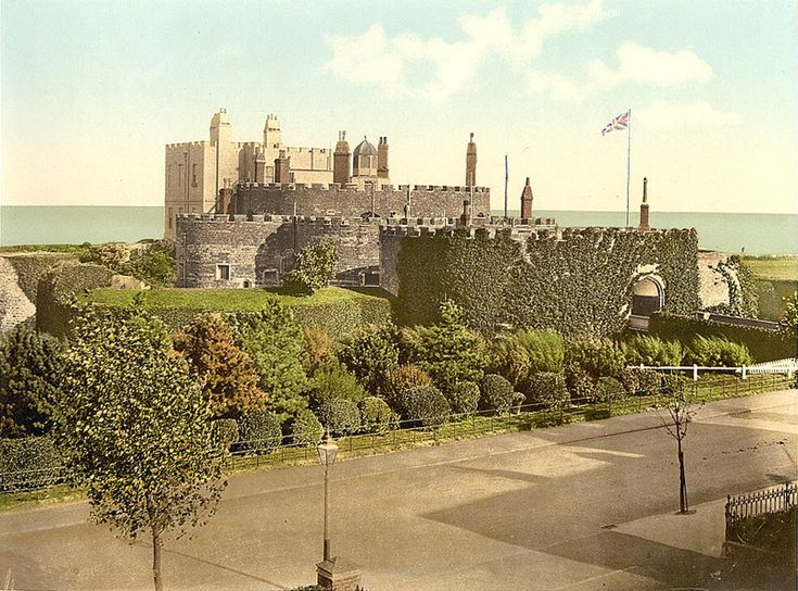 Deal Castle · Kent, England