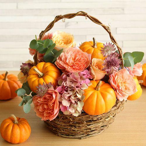 ハッピーハロウィンアレンジメント(L) | 花・花束の通販|青山フラワーマーケット