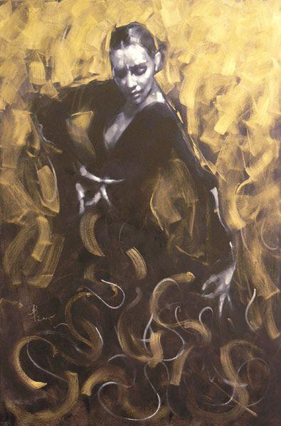 'Tancerka Flamenco' Renata Brzozowska