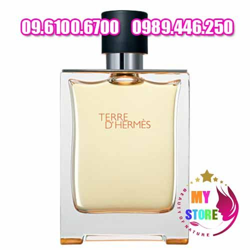 Nước hoa Terre d'Hermes Parfum Paris-1