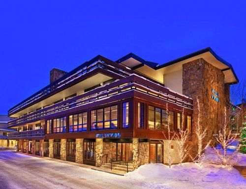 Holiday Inn Express Snowmass Village, Snowmass Village, Colorado   Cost: From $138 a night