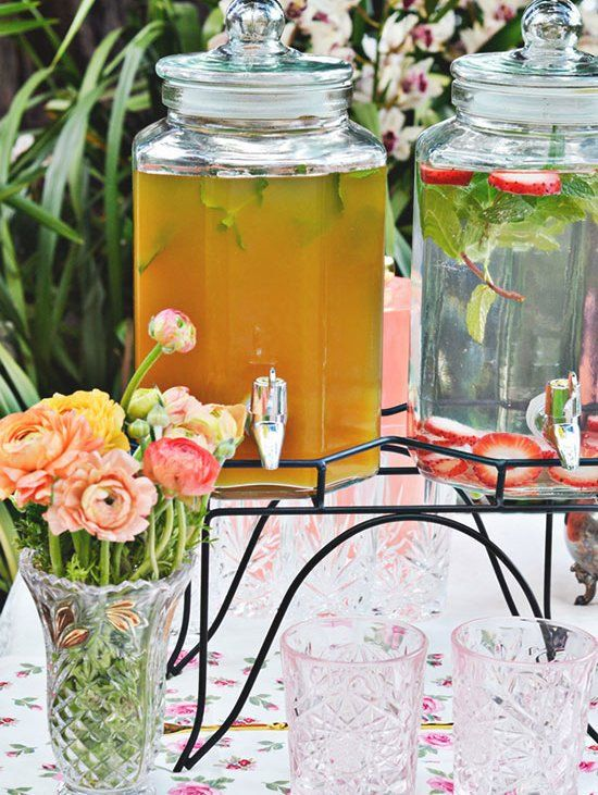 23 DIY Drink Stations Your Next Party Needs
