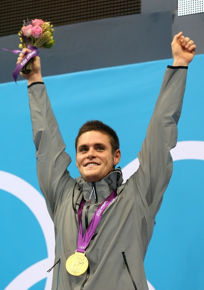 Gold medallist David Boudia of the United States 10M London Olympics 2012.....well helloooo there
