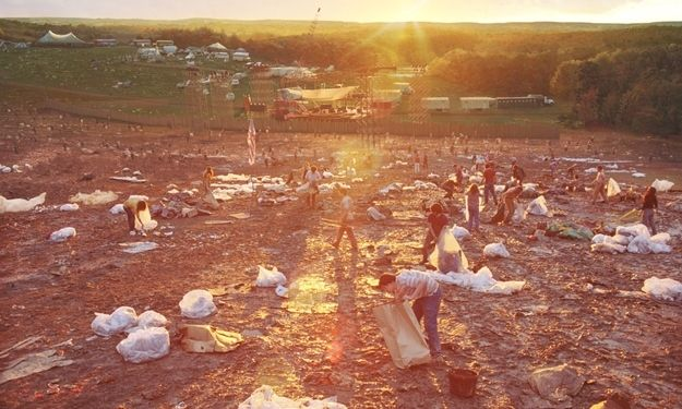 There was a total of 80 lawsuits against Michael Lang and the organizers, which were eventually paid off from the Woodstock film. | Community Post: 20 Things You Might Not Know About The Woodstock Music Festival