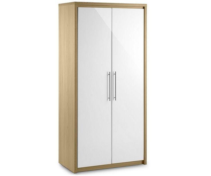 Two Door Wardrobe Designs - Wardrobe Designs - Product Design