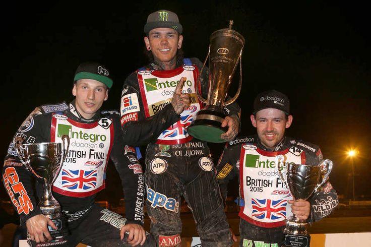 British Final 2015