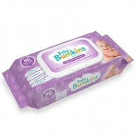 Lightly Fragranced Premium Baby Wipes