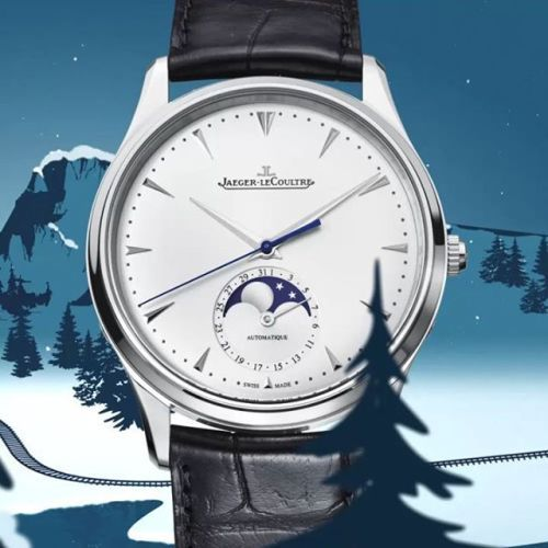 A quien le regalarías este atemporal Master Ultra Thin Moon de Jaeger-LeCoultre? #Jaegerlecoultre #MasterUltraThin #SwissMade #Manufacture #Hautehorlogerie @jaegerlecoultre #reloj #tiempo #time #watch #rrmx #lujo #luxury #navidad #christmas #gift #regalo - #Beauty and #Fashion Inspiration - #Dresses and Footwear - #Designer Handbags and Styling Accessories - International Advertising Campaigns - Gifts and Bargain Shopping - #Famous Brands - Editorial Magazine Covers - Supermodels and Runway…