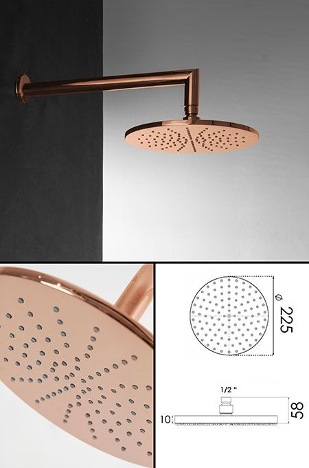 http://www.manufacturedhomepartsandaccessories.com/showerheadoptions.php has a guide on how to properly select a new shower head for any shower.