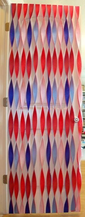 Party Decorations For Patriotic Holidays #patrioticdecor #patrioticdiy #diy #cbloggers #partyplanning #redwhiteandblue #pbloggers