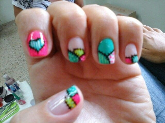 manicure maira