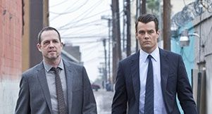 Battle Creek - cancelled after only one season. It was a great show.