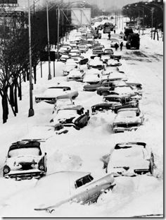 Chicago Blizzard of 1967-my brothers and sister were kids..