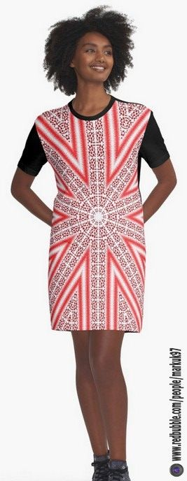 Kaleidoscope Heart Pattern Graphic T-Shirt Dresses http://www.redbubble.com/people/markuk97/works/24860114-kaleidoscope-heart-pattern?asc=t&p=graphic-t-shirt-dress via @redbubble
