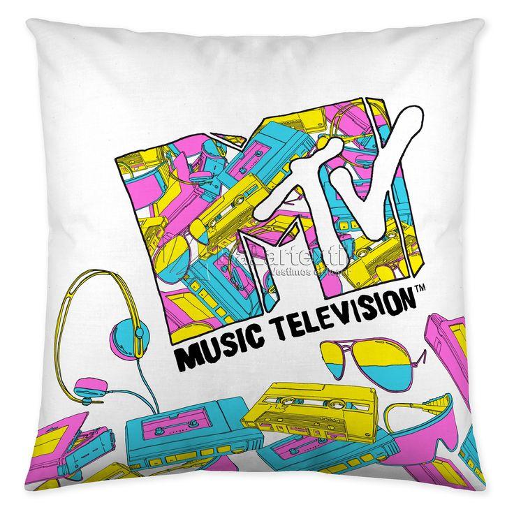 Cojín MTV Music
