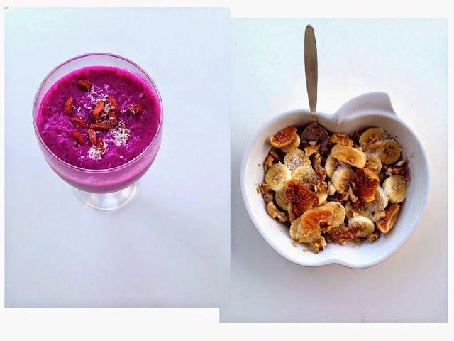 THE GLOVE BOX : Winter Breakfast