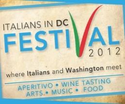 Upcoming Italian Events in Washington, D.C. - Week of 17 May
