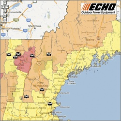 Fall Foliage Maps - Your Source for New England Fall Foliage