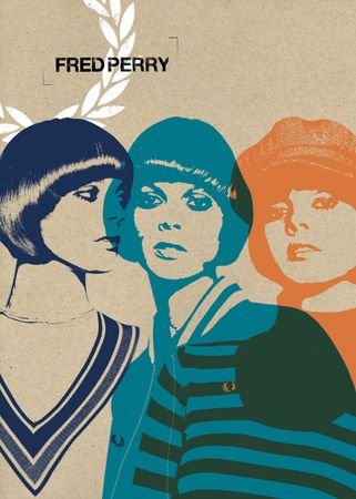 Image detail for -Fred Perry Womens AD   Flickr - Photo Sharing!