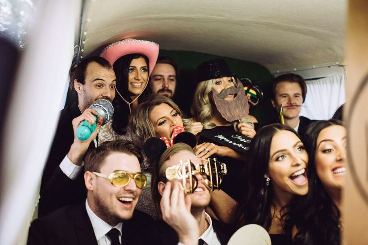 Did you know 💭  The world record for the most amount of people to fit in a kombi is 51! 😮  Our record is 15!! Squeeze in with your squad and try and break our record . . #instakombi #instakombiphotobooth #kombiphotobooth