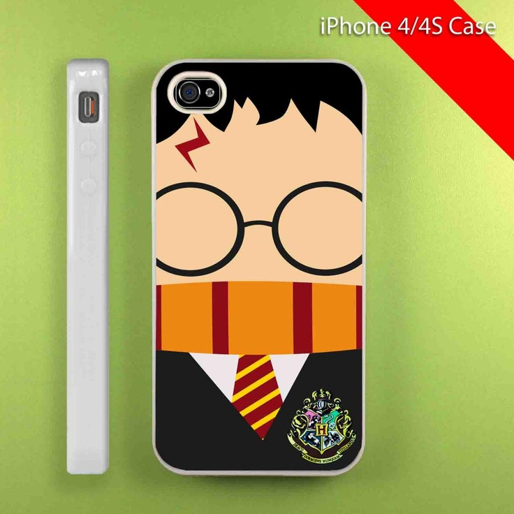 HARRY POTTER FACE - iPhone 5 case, iPhone