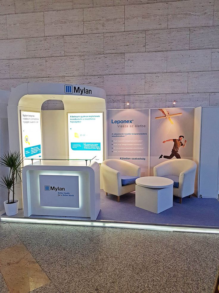 Check the pictures of the stands we built at MPT Congress 2018 .