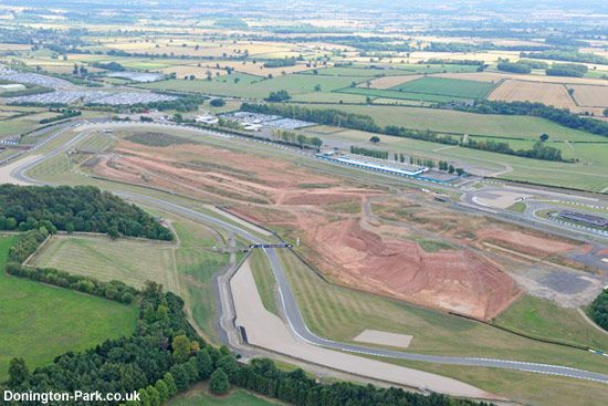 Donington Park begins multi-million pound infield restoration: http://racecarbuzz.com/2012/09/donington-park-begins-multi-million-pound-infield-restoration/