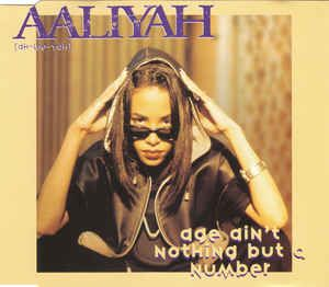 Aaliyah - Age Ain't Nothing But A Number (CD) at Discogs