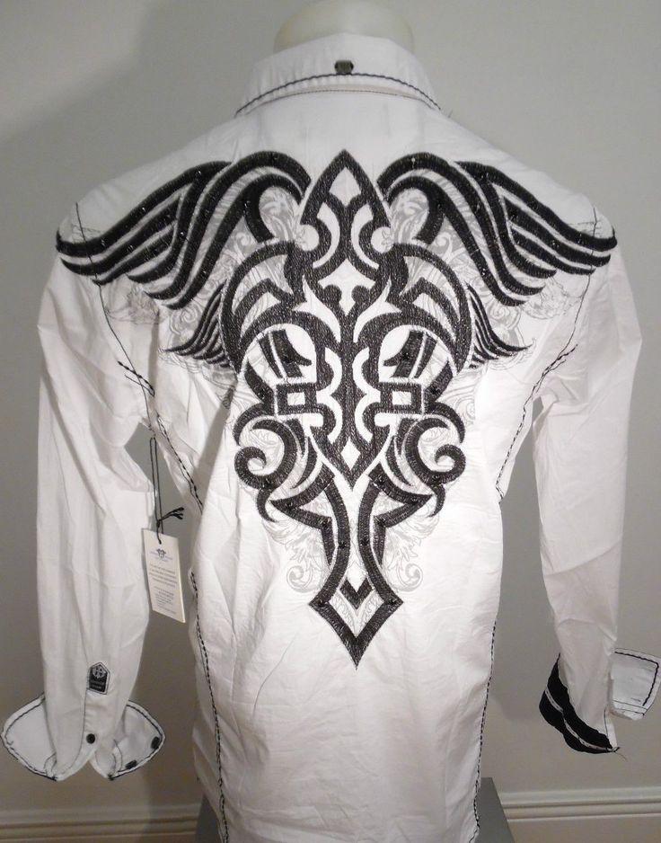 Camisa Masculina Country Rockn Roll - Importada - R$ 750,00 no MercadoLivre