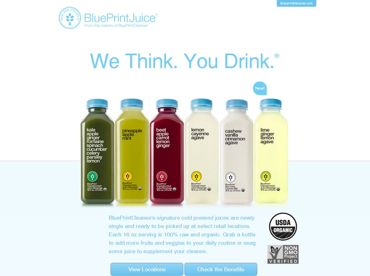 36 best liquidlab competitors images on pinterest cold pressed blueprint juice website malvernweather Gallery