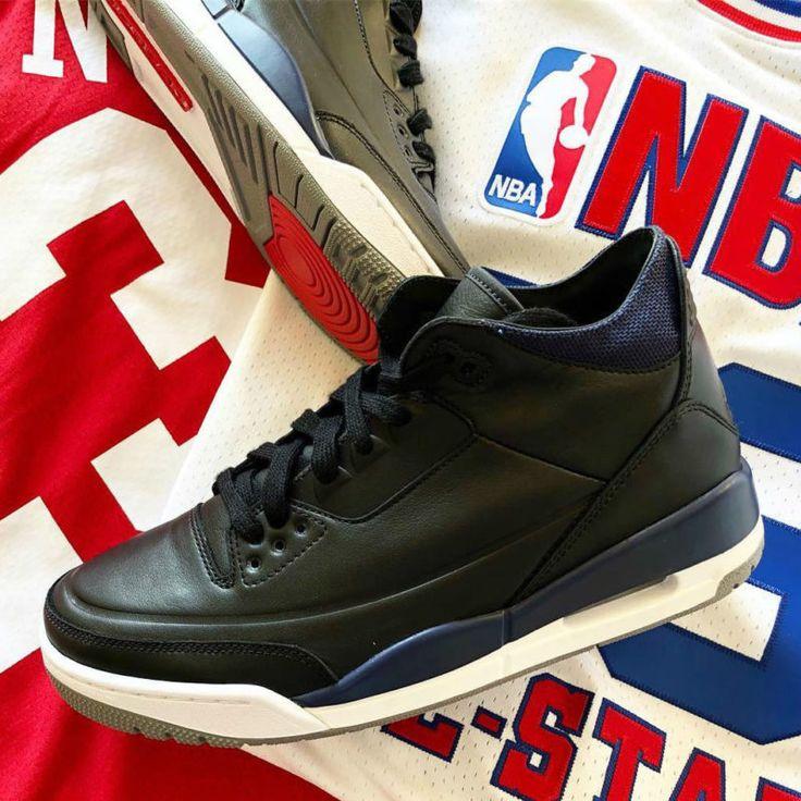 Premium Air Jordan 3 mit veränderter Silhouette?