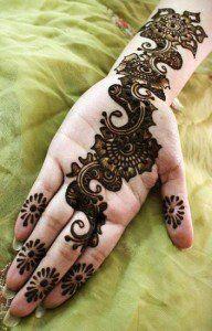 pakistani hennadesign