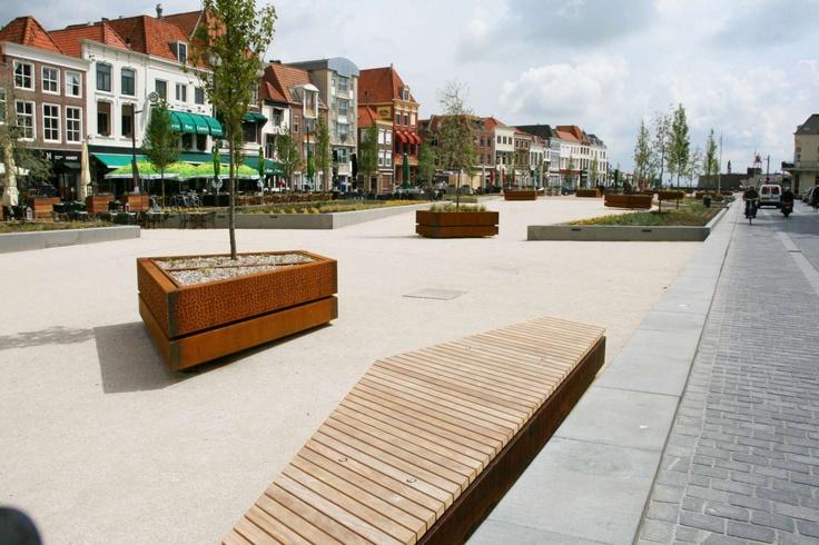 de banken - Bellamypark Vlissingen