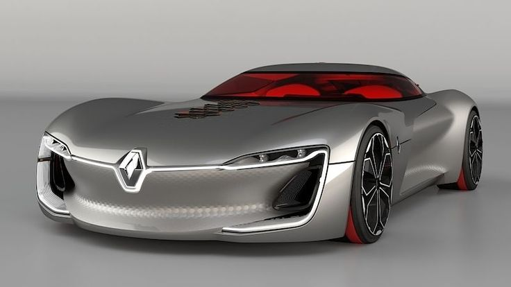 Renault Trezor: největší elektrická stylovka– Novinky.cz