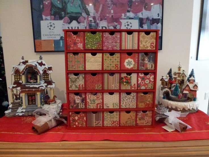 The kaisercraft advent calendar I made for Mikayla. I remember how exciting it was opening up the advent calendar everyday so j wanted to make Mikayla something she could keep. Need to get moving and finished Lachlan's for this Christmas  #Spotlight40