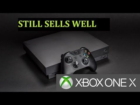 XBOX ONE X Sales Still Strong - Is X1X Selling Better Than XBOX ONE S ??? #xboxone #games #gaming #videogames