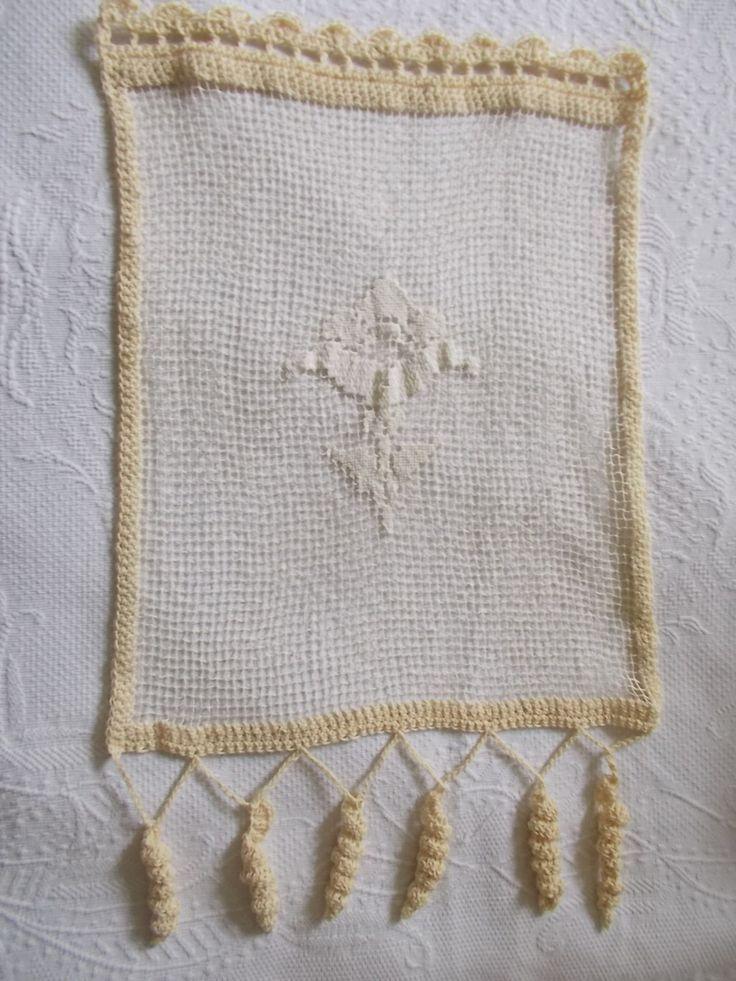 Les 25 meilleures id es concernant rideaux de dentelle blancs sur pinterest - Rideaux dentelle coton ...