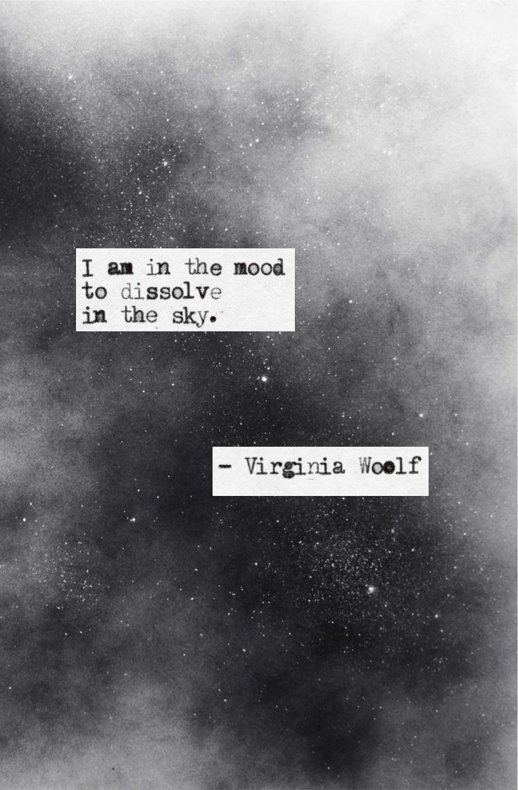 study in mood virginia woolf s a This essay addresses virginia woolf's exploration of the concept of the self  he  is currently studying for a masters degree in 'writing and cultural politics' at.