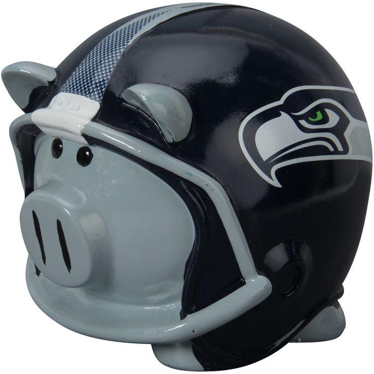 Seattle Seahawks Helmet Piggy Bank